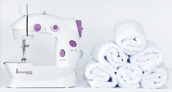 Máquina de Costura Compacta SM-500