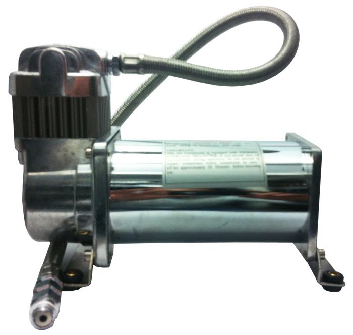Compressor Hki Suspensao a Ar 100%