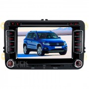 Central Multimidia Vw Tiguan 2010-2013 Tv Digital Integrada