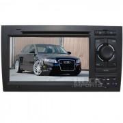 Central Multimidia Audi A4 2002 - 2007 TV Digital Integrada