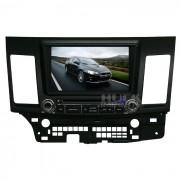 Central Multimidia Mitsubishi Lancer Tv Digital Integrada
