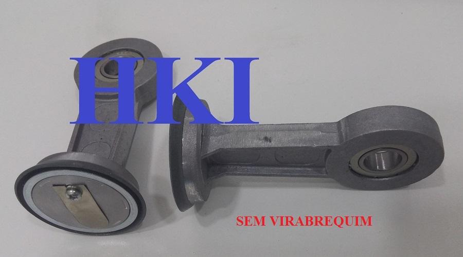 Pistão S/ Virabrequim p/ Compressor de Ar 325c, 380c, 400c, 444c, 450c, 480c
