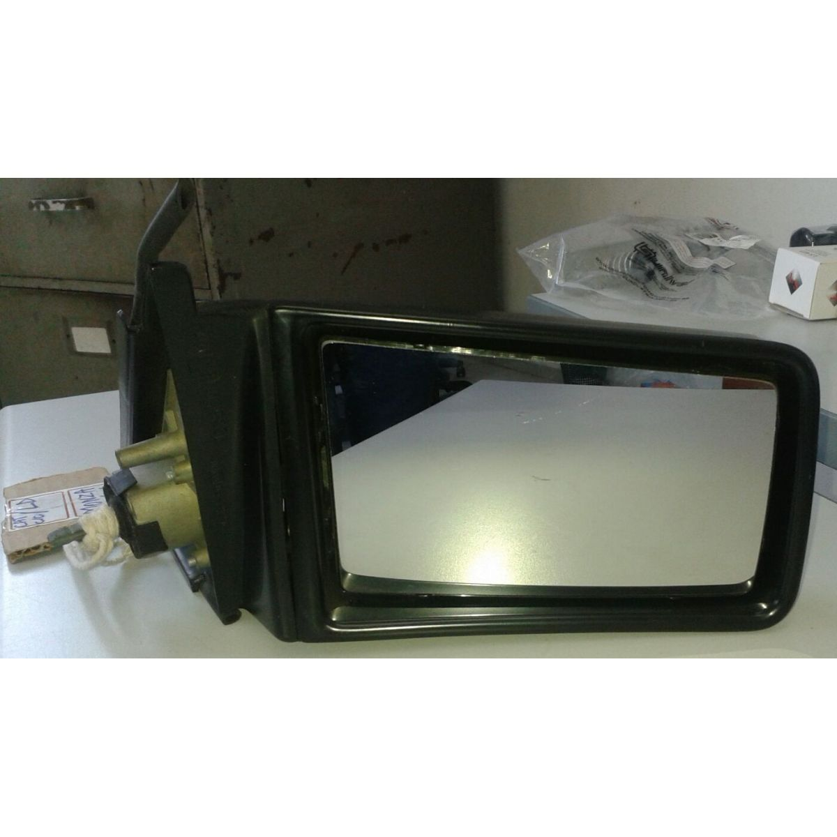 Espelho Retrovisor Monza Tubar�o 91 a 93  - Amd Auto Pe�as