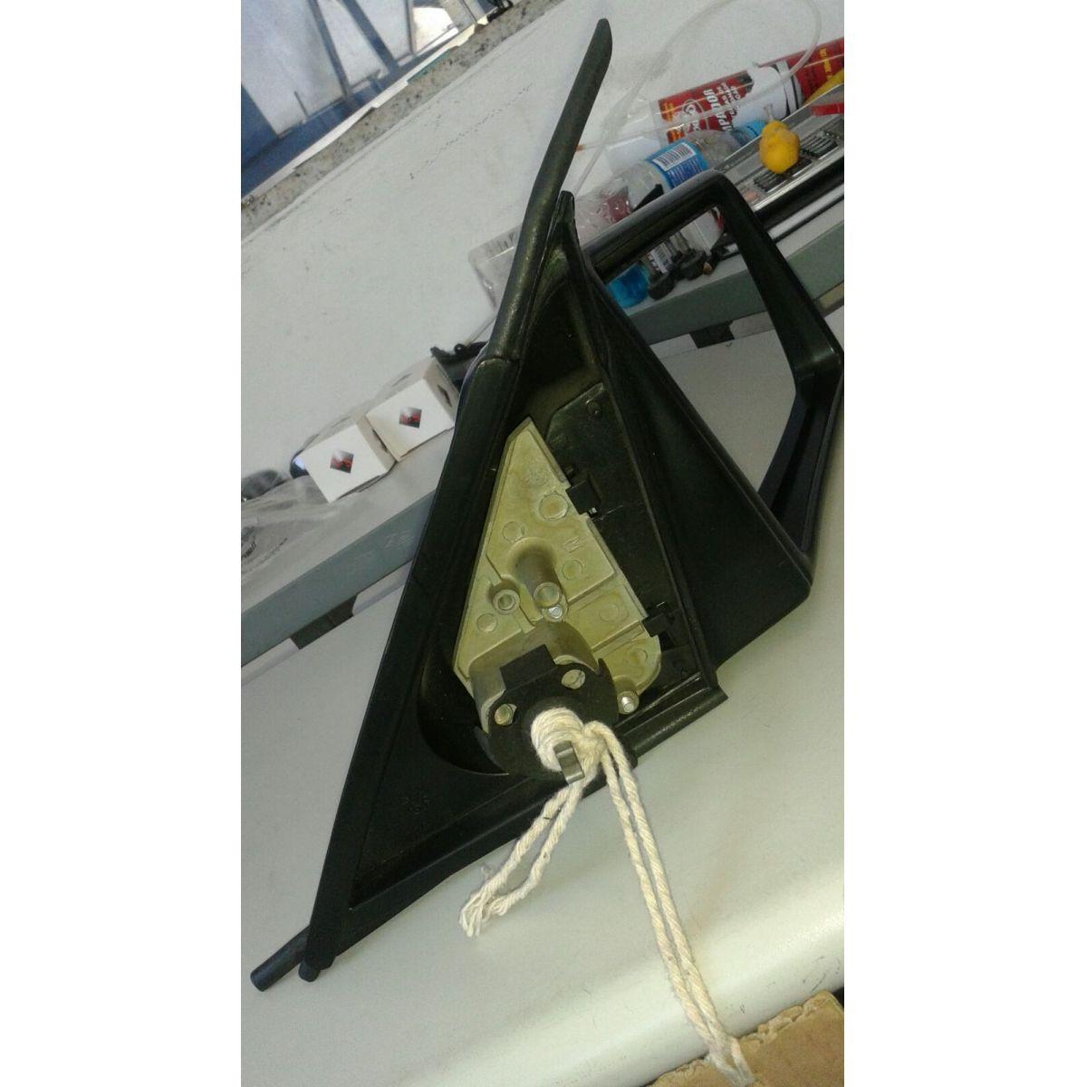 Espelho Retrovisor Monza Tubarão 91 a 93  - Amd Auto Peças