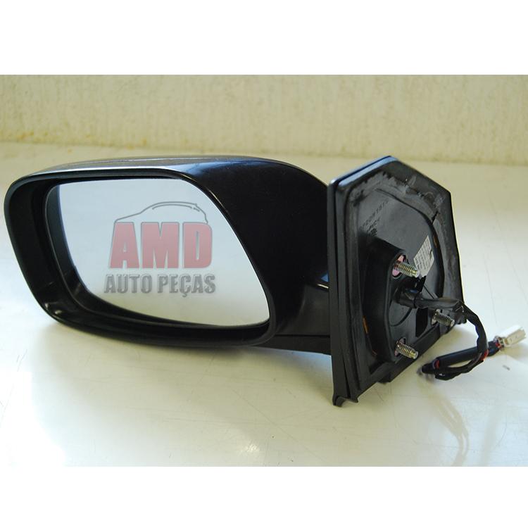 Espelho Retrovisor Corolla 03 a 08 El�trico  - Amd Auto Pe�as