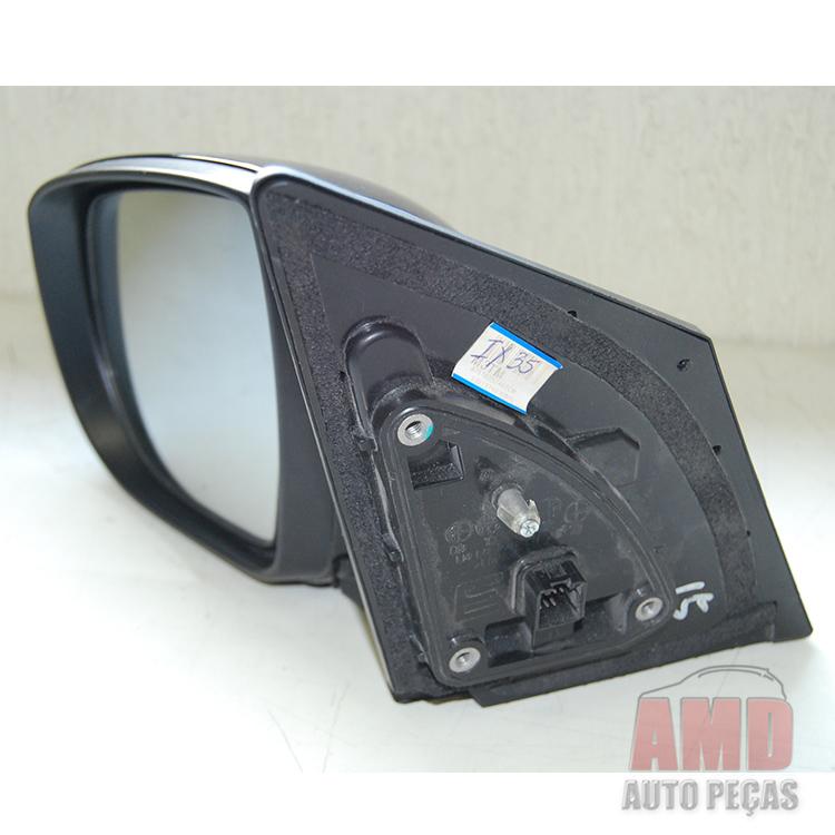 Espelho Retrovisor Ix35 10 A 14 Com Pisca  - Amd Auto Peças