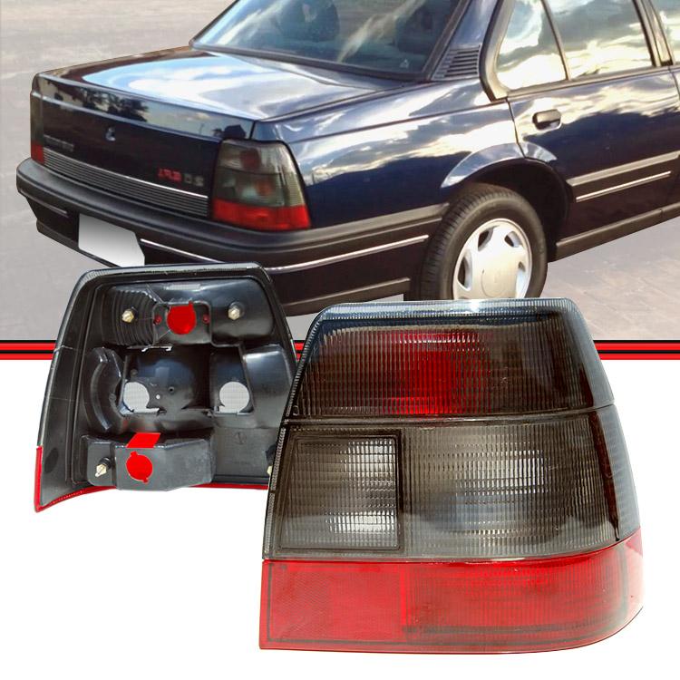 Lanterna Traseira Monza Tubarão 91 a 96 Fumê  - Amd Auto Peças