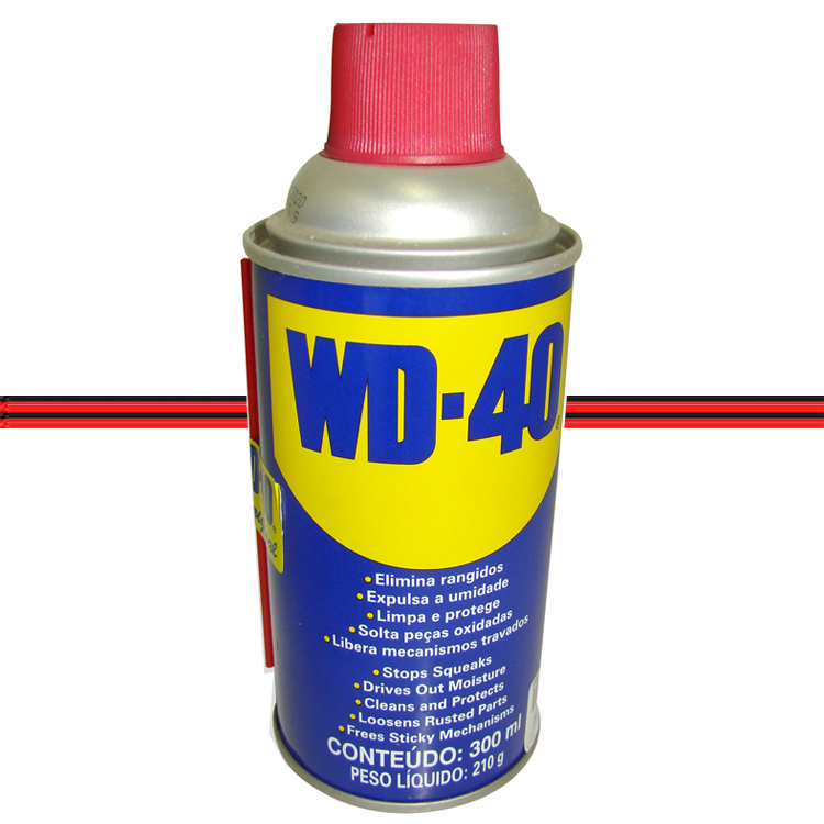 Lubrificante WD-40 300ML  - Amd Auto Peças
