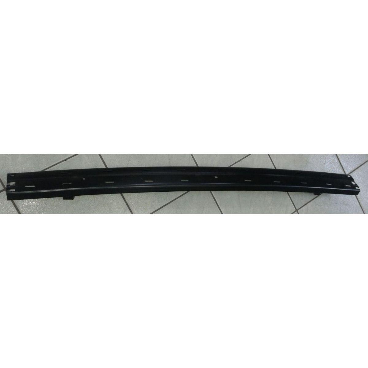 Parachoque Lamina Traseira Escort XR3 Preta  - Amd Auto Peças
