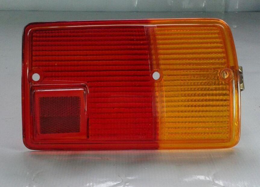 Lente Lanterna Traseira Fiorino Bau 82 a 85  - Amd Auto Peças