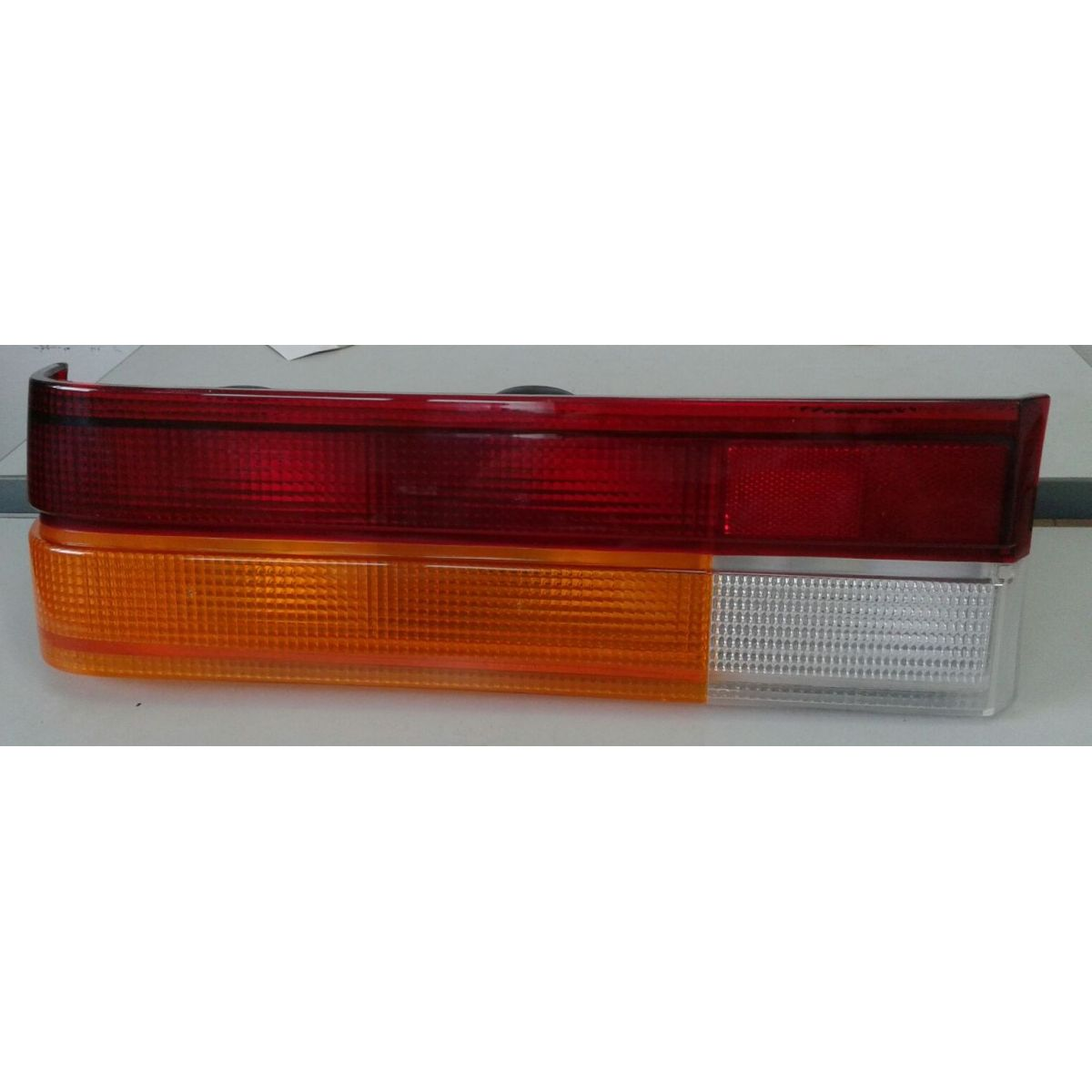 Lanterna Traseira Opala 85 a 87 Tricolor  - Amd Auto Peças