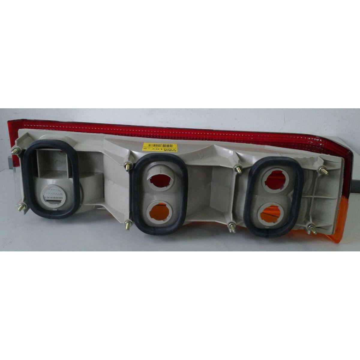 Lanterna Traseira Opala 85 a 87 Tricolor  - Amd Auto Pe�as