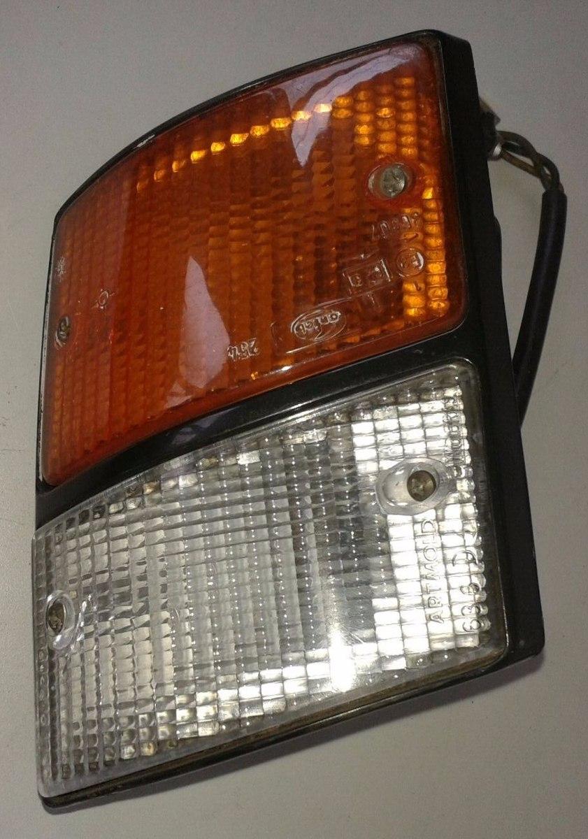 Lanterna Pisca Fiat 147 Europa Panorama  - Amd Auto Peças