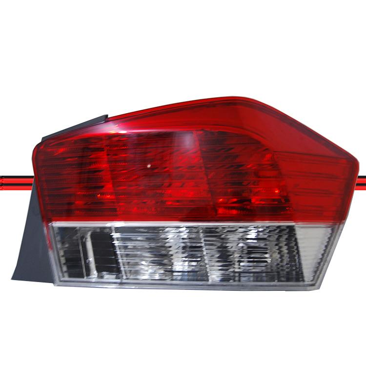 Lanterna Traseira Honda City 09 a 12 Bicolor  - Amd Auto Peças