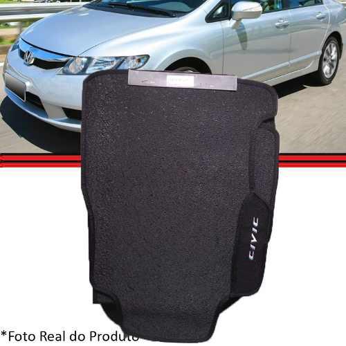 Jogo Tapete Civic 07 a 12 3 Peças Borracha  - Amd Auto Peças
