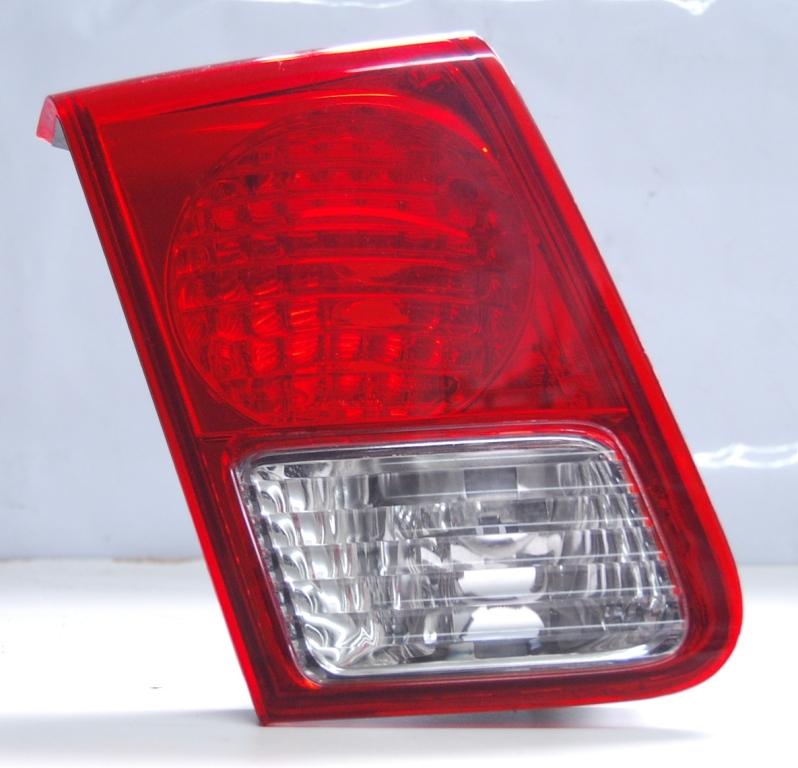 Lanterna Traseira Mala Civic Ré Cristal 03 a 06  - Amd Auto Peças