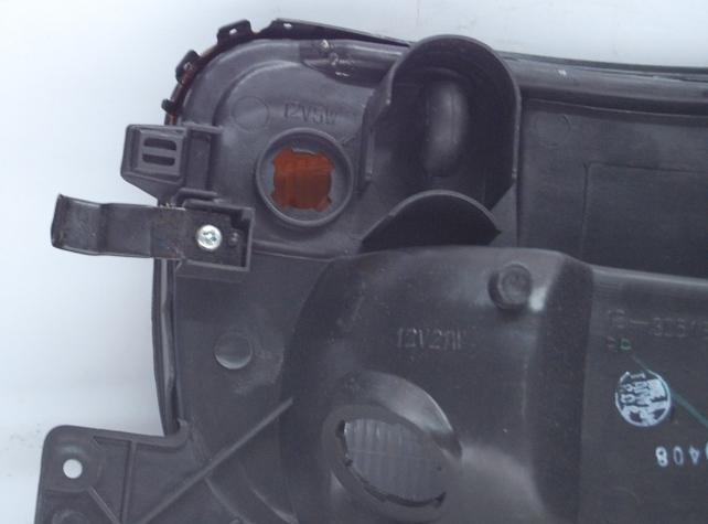 Lanterna Dianteira Pisca L300 98 a 00 Sem Aro  - Amd Auto Peças