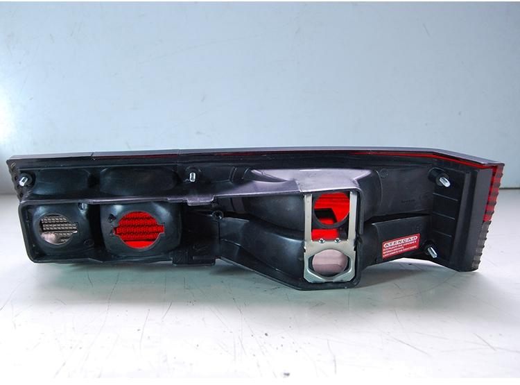 Lanterna Traseira Passat Pointer Fume 83 A 88  - Amd Auto Peças