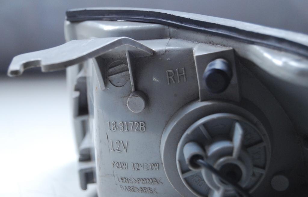 Lanterna Dianteira Pisca Mazda 93 a 97  - Amd Auto Peças