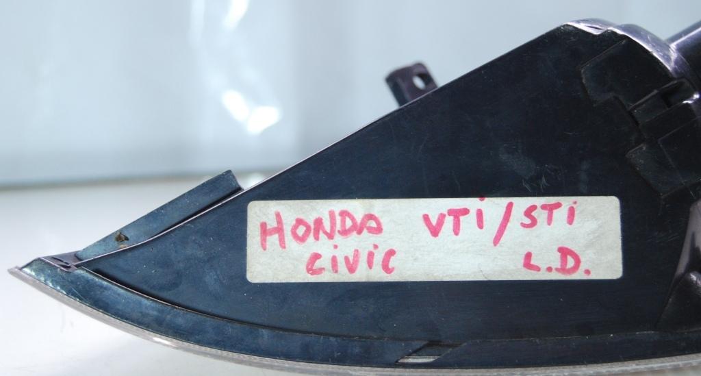 Lanterna Traseira Pisca Honda Civic vti 92 a 95 2 portas  - Amd Auto Peças