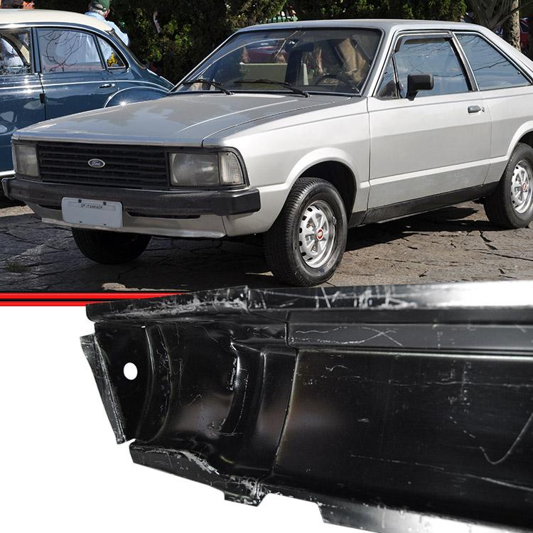 Caixa Externa Corcel II Belina II Del Rey 78 a 91 (tipo original)  - Amd Auto Peças