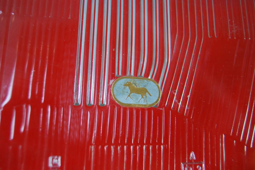 Lente Farol Monza 82 a 87 bi-iodo  - Amd Auto Pe�as