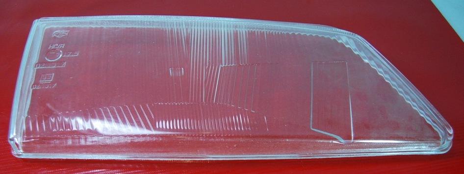 Lente Farol Peugeot 406 92 a 95  - Amd Auto Peças