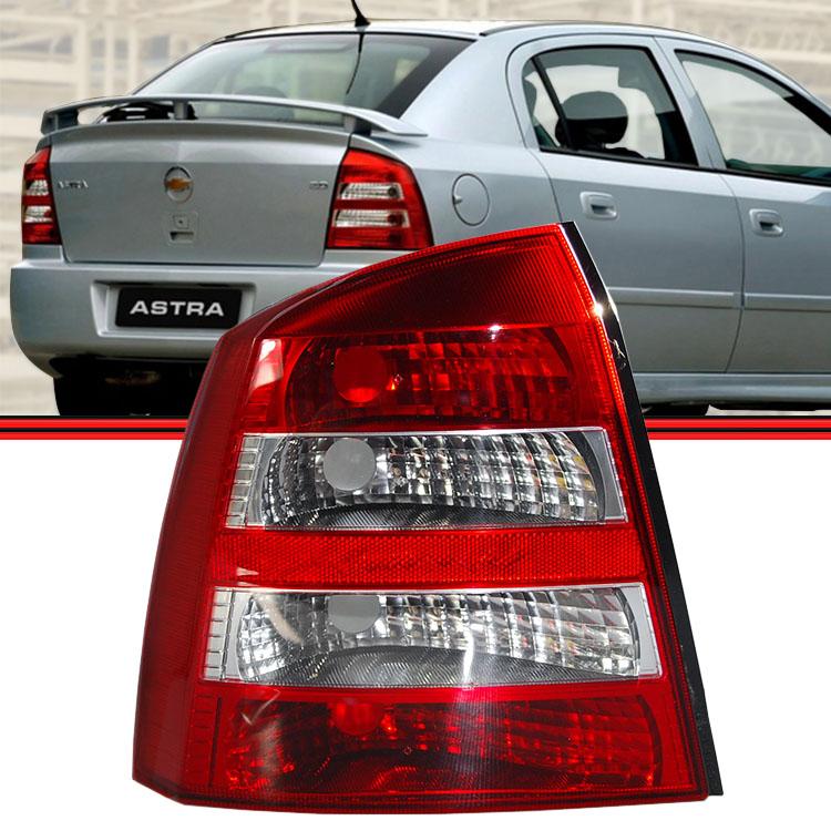 Lanterna Traseira Astra Hatch 03 a 10  - Amd Auto Peças