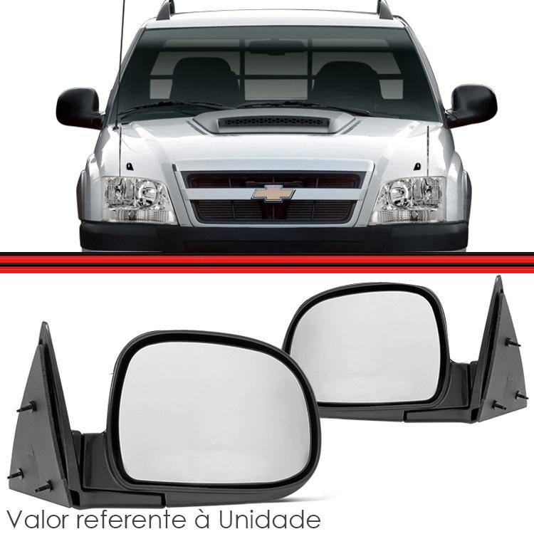 Retrovisor Espelho Blazer S10 95 a 05 Elétrico  - Amd Auto Peças