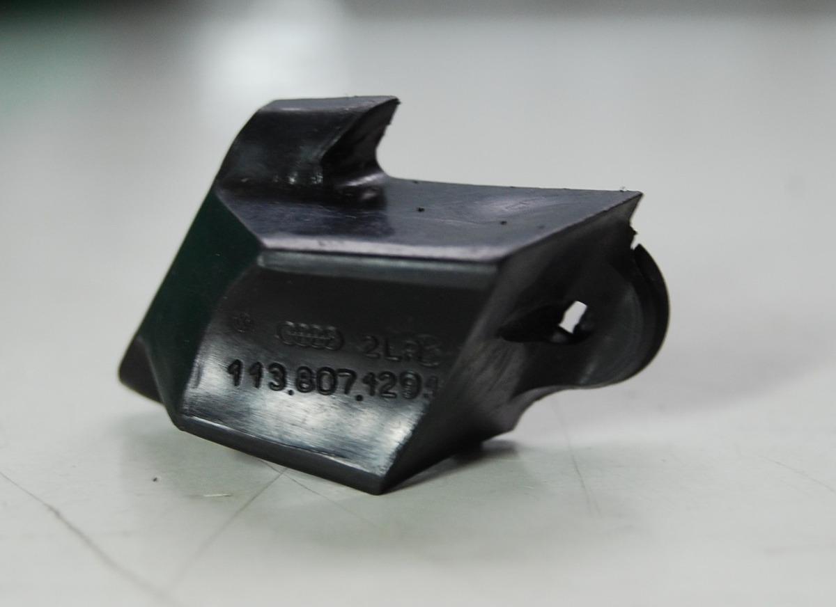 Calço Apoio Suporte Parachoque Fusca Fuscão 79 a 96  - Amd Auto Peças