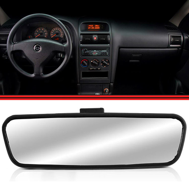 Espelho Retrovisor Interno Astra 98 a 12 Kadett 89 a 98 Vectra 00 a 05  - Amd Auto Peças