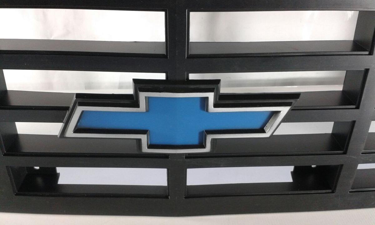 Grade Dianteira D20 85 A 92 Com Emblema  - Amd Auto Pe�as