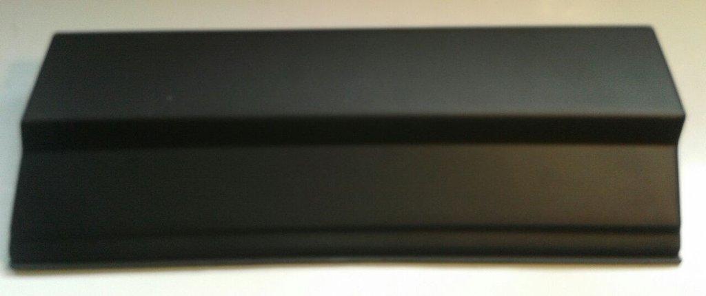 Parachoque Traseiro Fiorino Furgão 94 A 04  - Amd Auto Peças