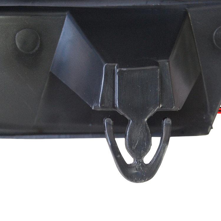 Grade Dianteira Courier 00 a 12 Fiesta Street Hatch Sedan 99 a 07 Preta  - Amd Auto Peças