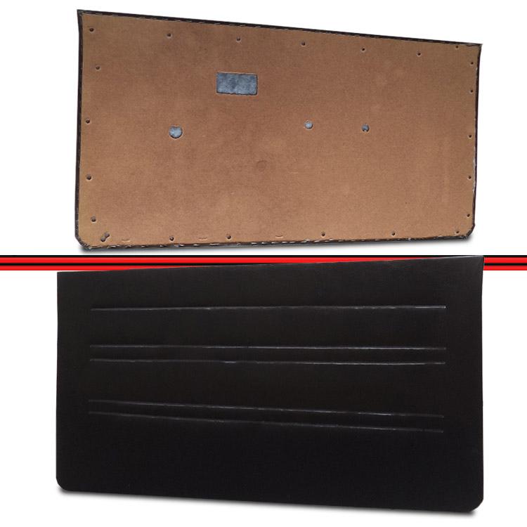 Jogo Forração Porta Dianteira Escort L GL 84 a 92 Escort Hobby 92 a 95 2 Portas  - Amd Auto Peças