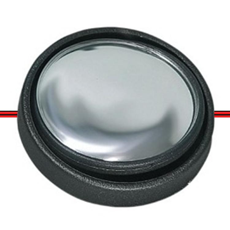 Espelho Auxiliar Olho de Boi com Regulagem Manual de Movimento  - Amd Auto Peças