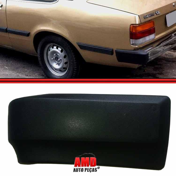 Ponteira Traseira Chevette Marajó Chevy 83 a 86  - Amd Auto Peças