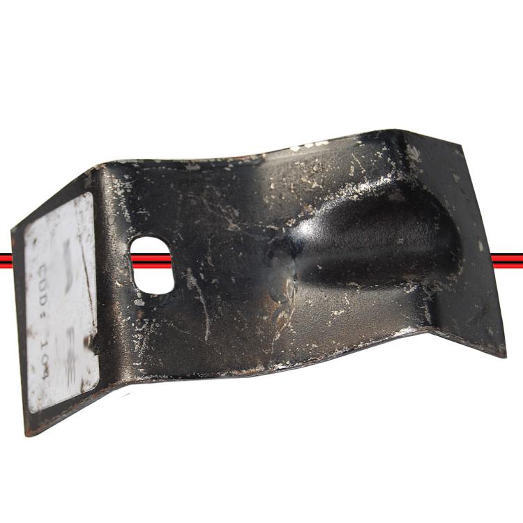Calço Interno Reforço Suporte Parachoque Fusca 1200 59 a 69  - Amd Auto Peças