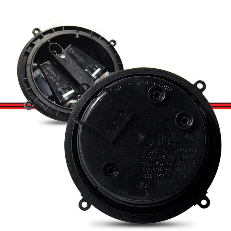 Motor Retrovisor Universal 3 Fios Citroen C3 Picasso 206 307  - Amd Auto Peças