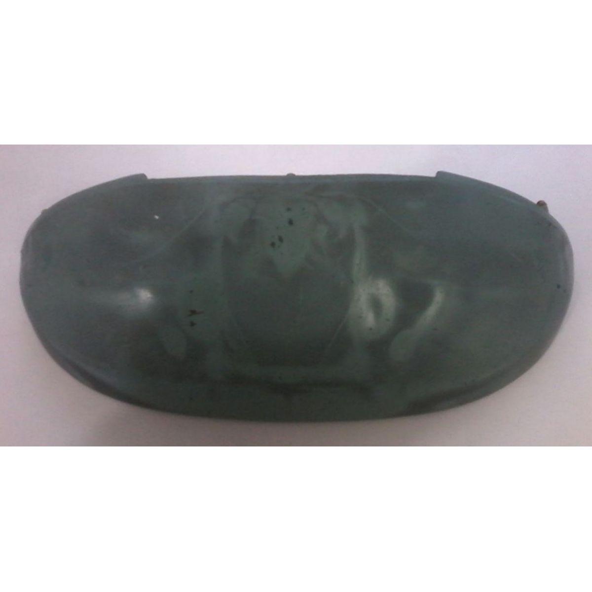 Suporte Carcaça da Lanterna de Placa Fusca 1200 65 a 69  - Amd Auto Peças