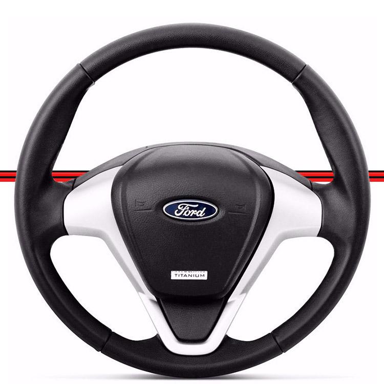 Volante Fiesta Ecosport Ka Escort Ford Titanium  - Amd Auto Peças