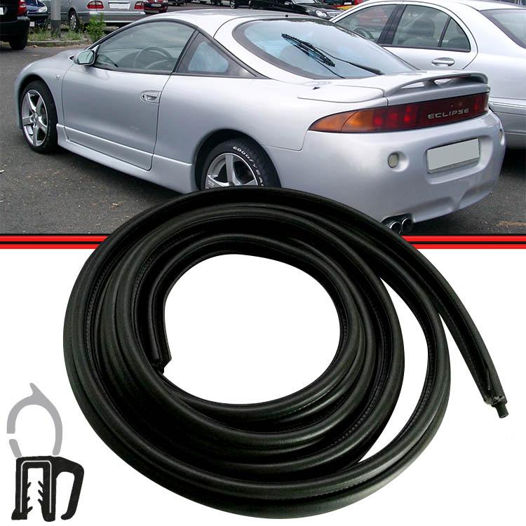 Borracha Porta Malas Mitsubishi Eclipse (Todos) 4,60mts  - Amd Auto Peças