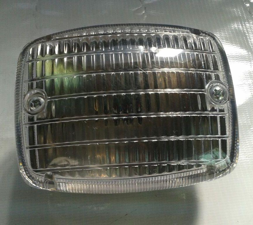 Lanterna Luz Ré Modelo Paquera Cristal Vermelho  - Amd Auto Peças