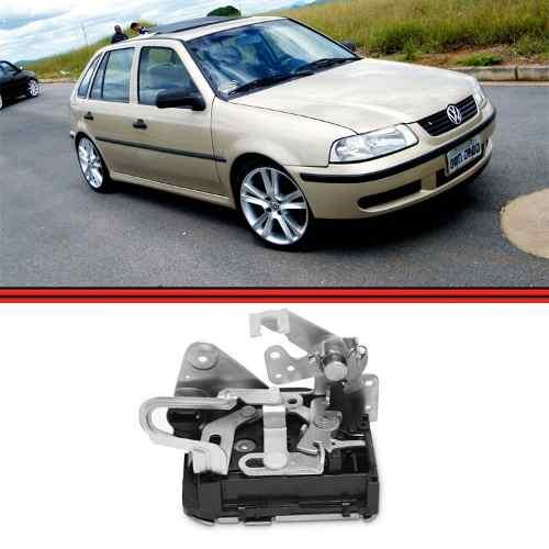 Fechadura da Porta Dianteira Gol Bola G2 95 a 01 Gol G3 00 a 05 Mecânica Pré-disposta Para Elétrica Motrol Magna  - Amd Auto Peças