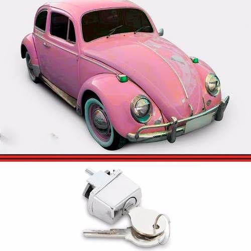 Botão Fusca 59 a 77 Dianteiro Com Chave  - Amd Auto Peças