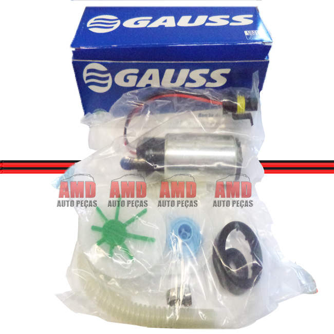 Refil  Bomba Combustível Universal 4 Bicos 2,8 A 3,2 BAR  - Amd Auto Peças