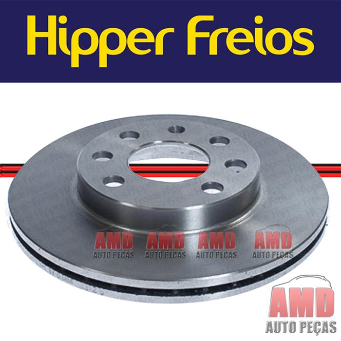 Disco Freio Dianteiro Corsa Montana 1.0/1.4/1.7 8V Ventilado Par  - Amd Auto Peças