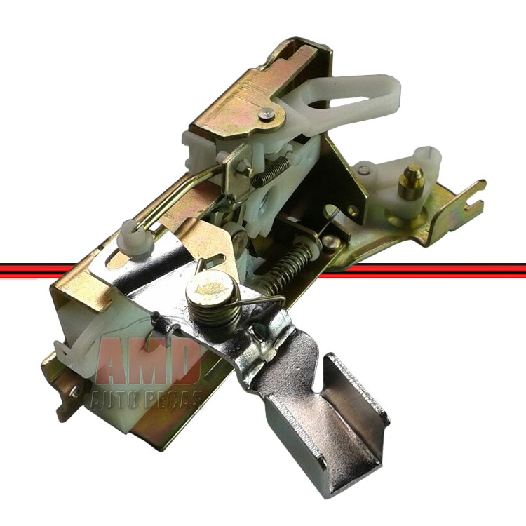 Fechadura Porta Dianteira Escort Sapão 93 a 96 Verona 93 a 96 2 Portas Pré-Disposta para Elétrica  - Amd Auto Peças