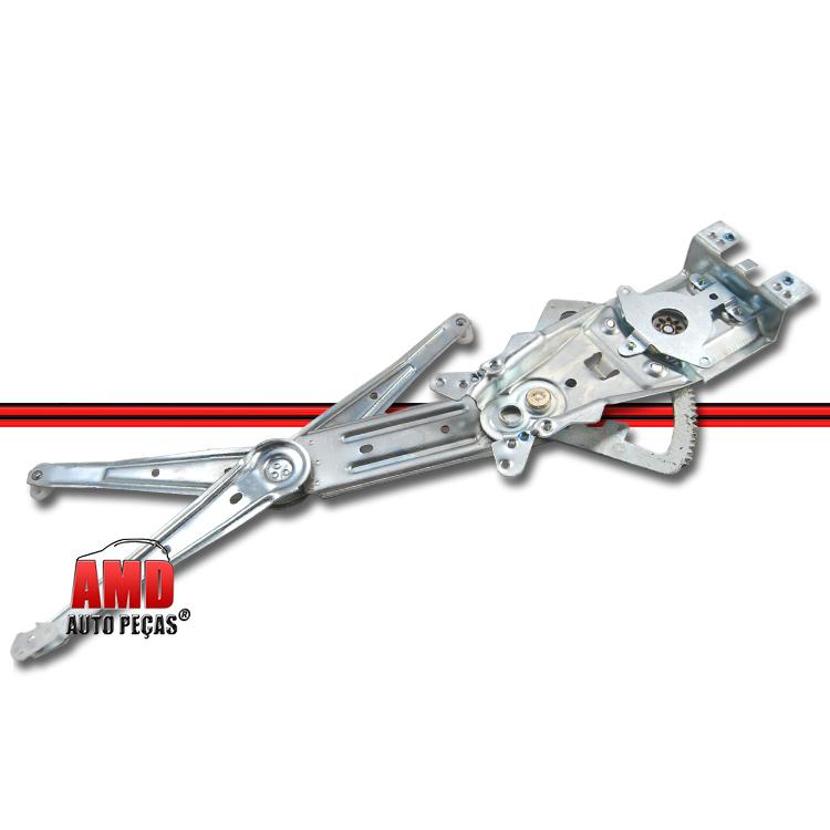 Maquina Vidro Kadett Ipanema 89 a 92 2 Portas Elétrica Sem Motor  - Amd Auto Peças
