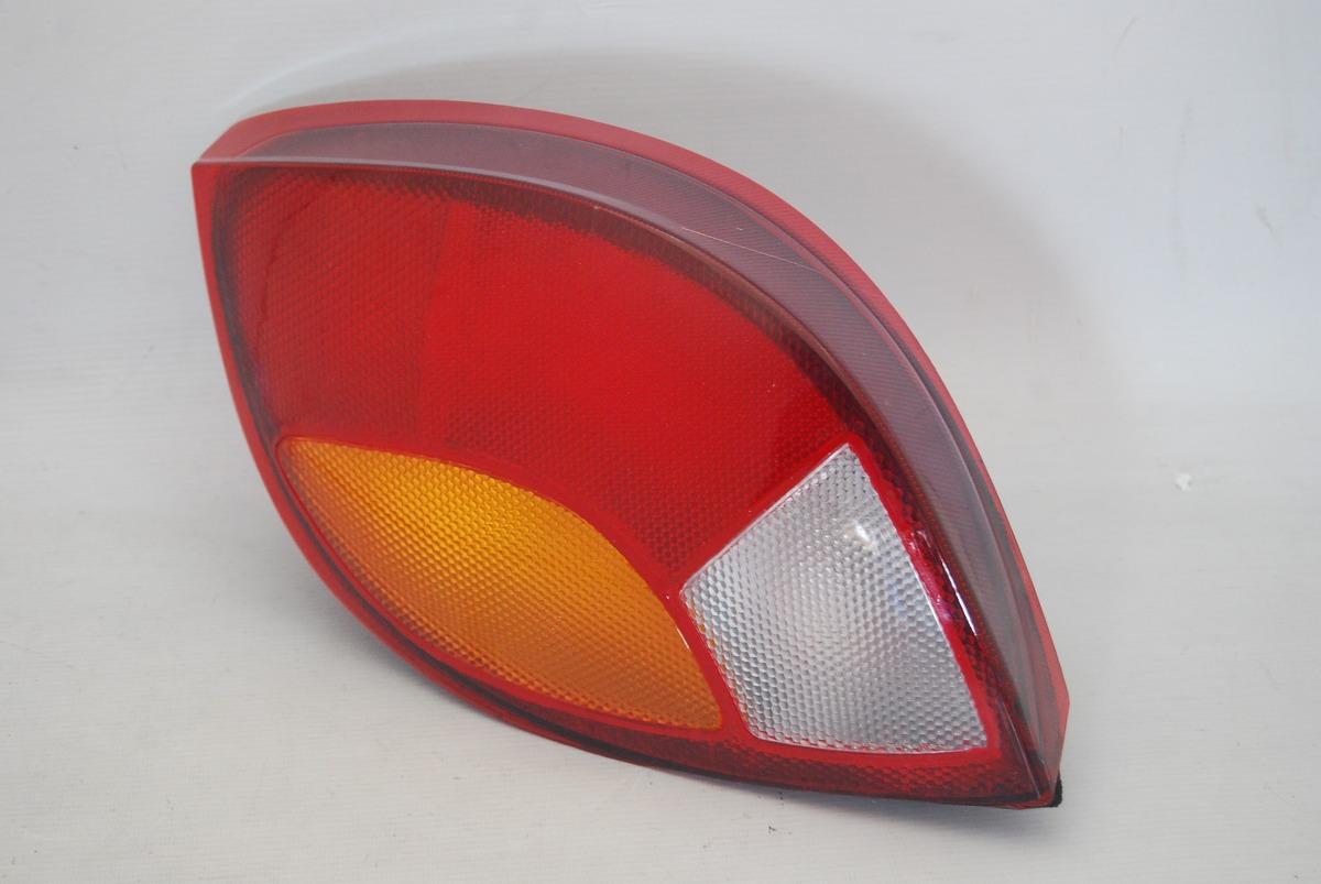 Lanterna Traseira Ford Ka 97 A 02 Tricolor Lado Esquerdo  - Amd Auto Peças